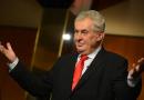 Сенат Чехії розгляне відсторонення прокремлівського Земана від посади президента