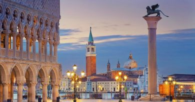 У Венеції винесли вирок карантину: бетонний член на центральній площі