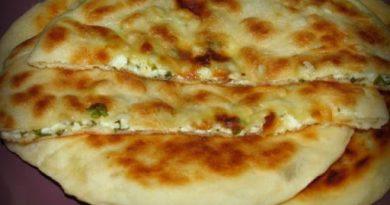 Миттєвий хачапурі: смачно і легко