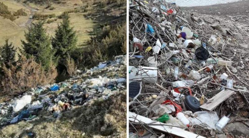 Не хочу більше в Колочаву! Як закарпатці сміттям і безладом самі відштовхують туристів