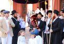 Свято Ахнасат Сефер Тора – внесення нового сувою Тори до синагоги – відбулося напередодні в Ужгороді