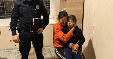 У Хусті зникла 8-річна дитина. Поліцейські знайшли за годну
