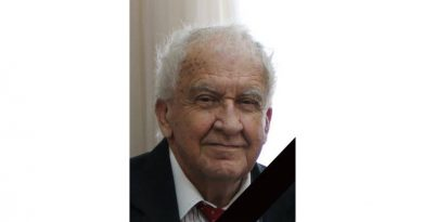 В Ужгороді помер науковець Василь Угрин