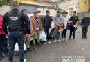 На Закарпатя продовжують прибувати сирійці-нелегали
